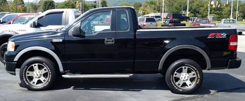 2004 Ford F-150 for sale in Spring City, TN