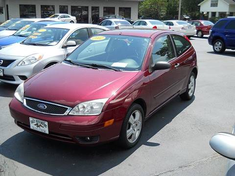 2007 Ford Focus for sale in Spring City, TN