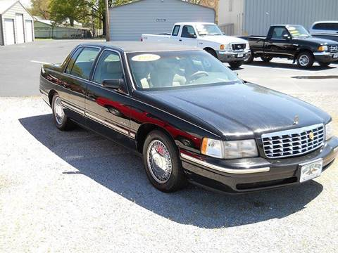 1997 Cadillac DeVille for sale in Spring City, TN