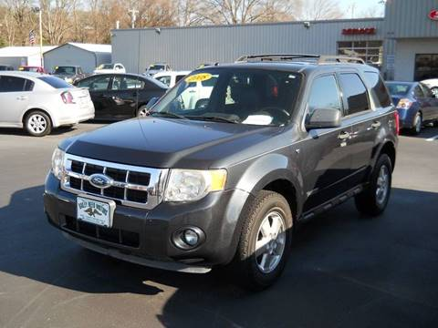 2008 Ford Escape for sale in Spring City, TN