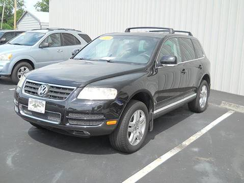 2005 Volkswagen Touareg for sale in Spring City, TN
