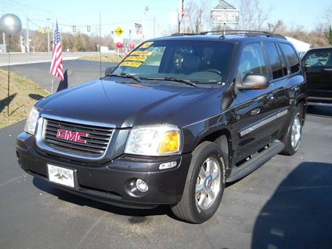 2004 GMC Envoy for sale in Spring City, TN
