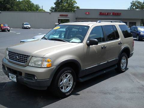 2003 Ford Explorer for sale in Spring City, TN