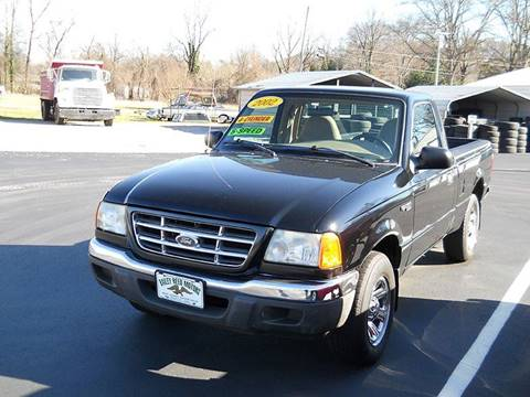 2002 Ford Ranger for sale in Spring City, TN