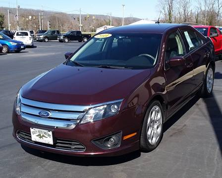2011 Ford Fusion for sale in Spring City, TN