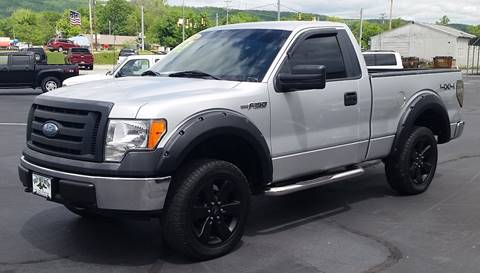 2009 Ford F-150 for sale in Spring City, TN