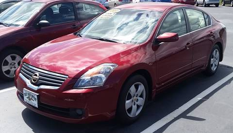 2007 Nissan Altima for sale in Spring City, TN