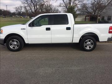 2007 Ford F-150 for sale in New Braunfels, TX