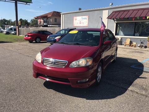 2007 Toyota Corolla for sale in D'Iberville, MS