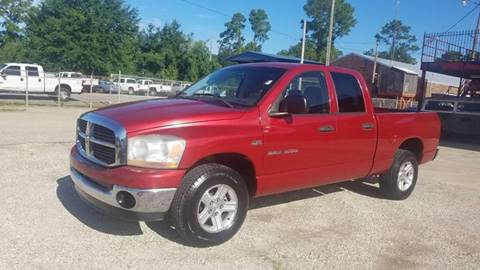 2006 Dodge Ram Pickup 1500 for sale in D'Iberville, MS