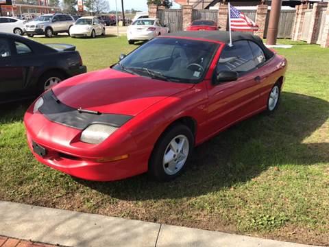 1998 Pontiac Sunfire for sale in D'Iberville, MS