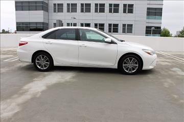 2015 Toyota Camry for sale in Costa Mesa, CA