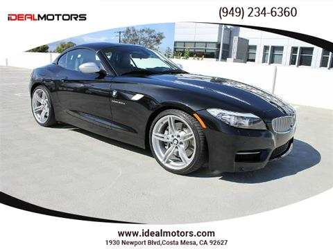 2011 BMW Z4 for sale in Costa Mesa, CA