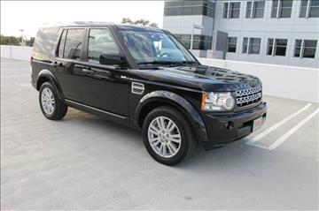 2011 Land Rover LR4 for sale in Costa Mesa, CA