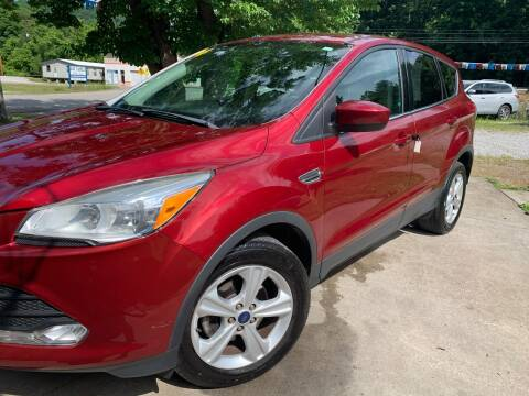 2014 Ford Escape for sale at Day Family Auto Sales in Wooton KY