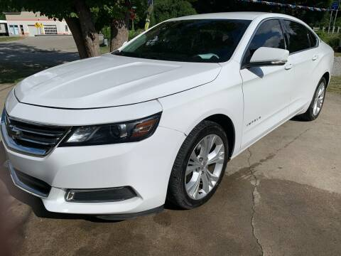 2015 Chevrolet Impala for sale at Day Family Auto Sales in Wooton KY