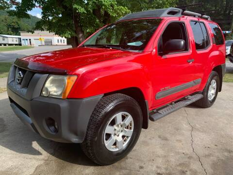 2008 Nissan Xterra for sale at Day Family Auto Sales in Wooton KY