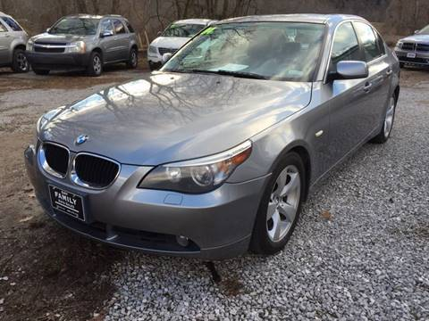 2004 BMW 5 Series for sale in Wooton, KY