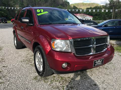 2007 Dodge Durango for sale in Wooton, KY