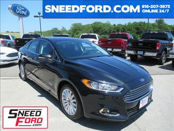Dennis Sneed Ford >> Used 2015 Ford Fusion Energi For Sale - Carsforsale.com