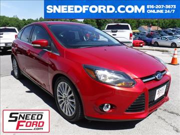 2012 Ford Focus for sale in Gower, MO