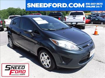 Used Ford Fiesta For Sale In Gower Mo Carsforsale Com