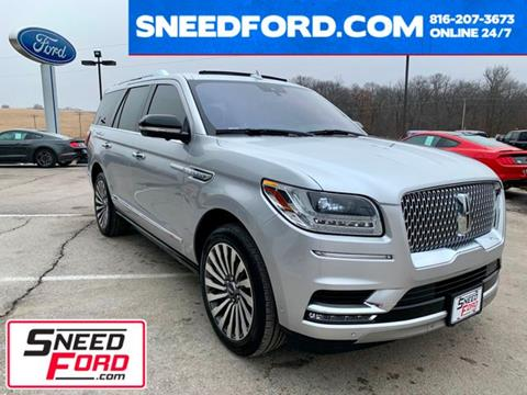 Used 2018 Lincoln Navigator For Sale In Robstown Tx Carsforsale Com