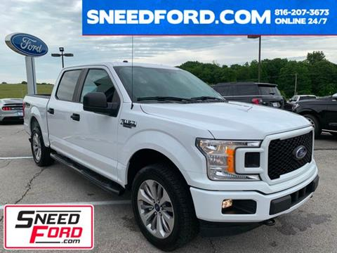 2018 Ford F-150 for sale in Gower, MO