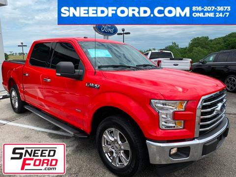 2017 Ford F-150 for sale in Gower, MO