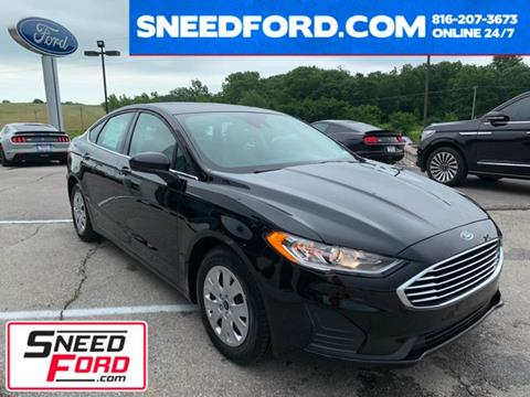 2019 Ford Fusion for sale in Gower, MO