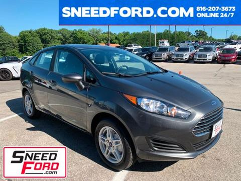 2019 Ford Fiesta for sale in Gower, MO