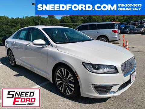 2017 Lincoln MKZ for sale in Gower, MO