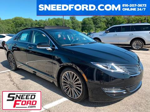 2016 Lincoln MKZ for sale in Gower, MO