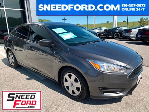 2016 Ford Focus for sale in Gower, MO