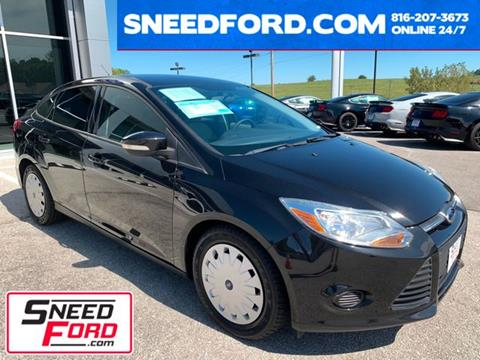2013 Ford Focus for sale in Gower, MO