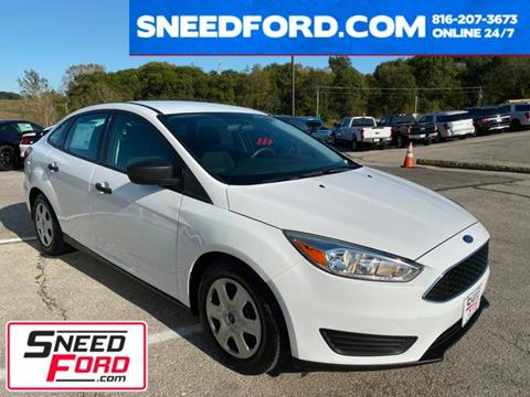 2015 Ford Focus for sale in Gower, MO