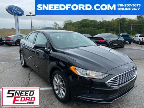 2017 Ford Fusion for sale in Gower, MO