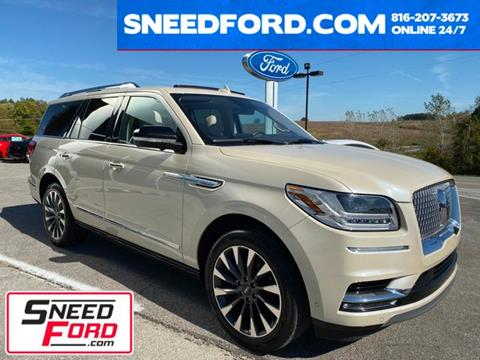 2018 Lincoln Navigator for sale in Gower, MO