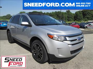 2013 Ford Edge for sale in Gower, MO