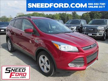 2014 Ford Escape for sale in Gower, MO