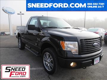 2014 Ford F-150 for sale in Gower, MO