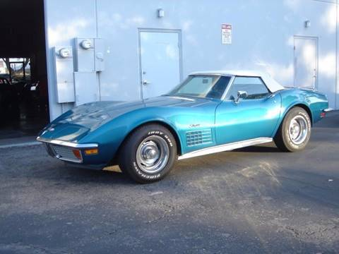 1972 chevrolet corvette for sale in texas. Cars Review. Best American Auto & Cars Review