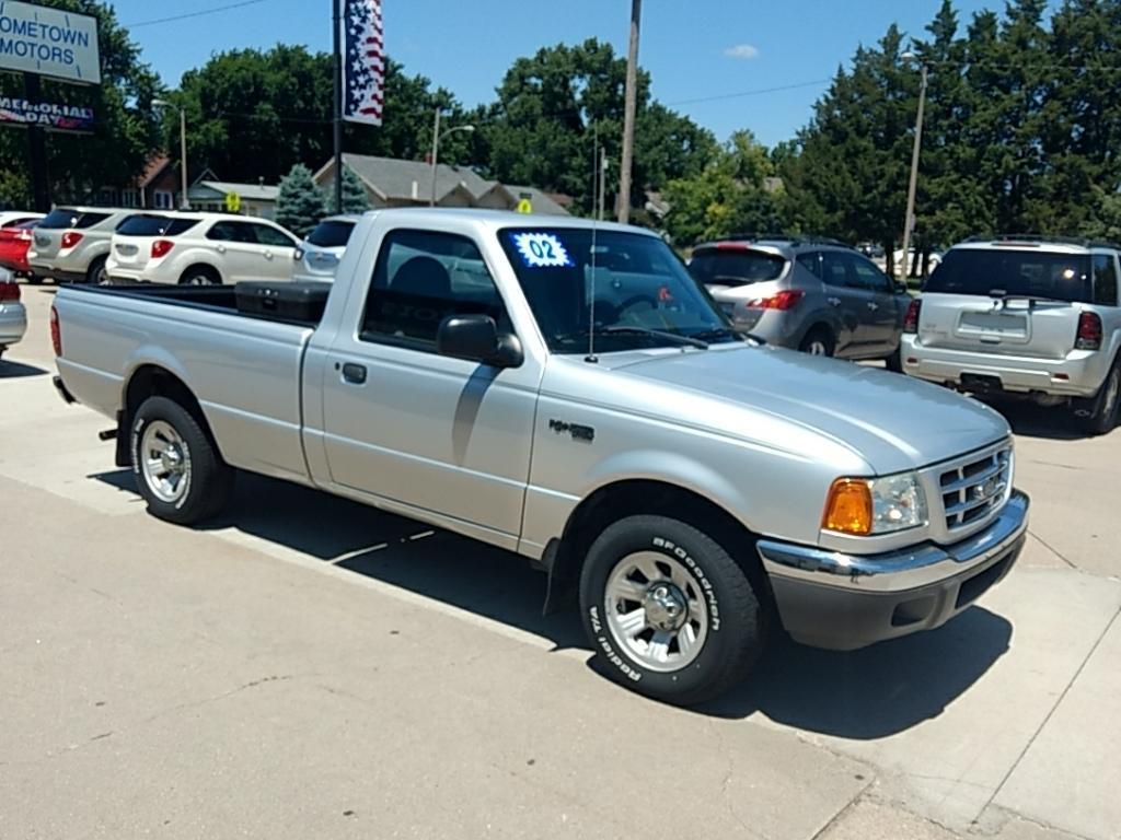 2002 Ford Ranger for sale at HOMETOWN MOTORS in Mcpherson KS