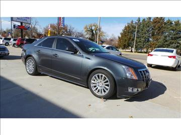 2012 Cadillac CTS for sale at HOMETOWN MOTORS in Mcpherson KS