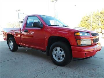 2007 Chevrolet Colorado for sale at HOMETOWN MOTORS in Mcpherson KS
