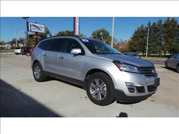 2016 Chevrolet Traverse for sale at HOMETOWN MOTORS in Mcpherson KS