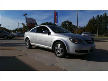2008 Chevrolet Cobalt for sale at HOMETOWN MOTORS in Mcpherson KS