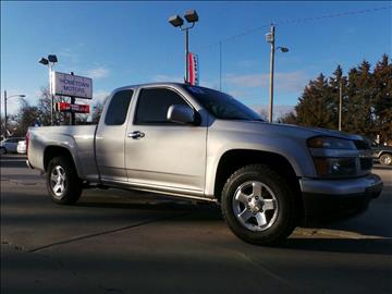 2012 Chevrolet Colorado for sale at HOMETOWN MOTORS in Mcpherson KS