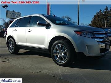 2011 Ford Edge for sale at HOMETOWN MOTORS in Mcpherson KS