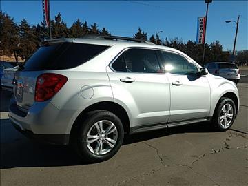 2014 Chevrolet Equinox for sale at HOMETOWN MOTORS in Mcpherson KS